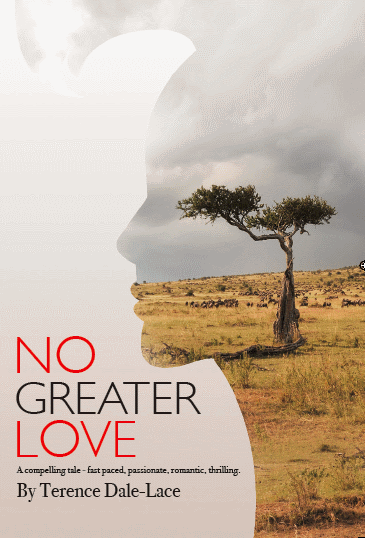 No Greater Love, book cover